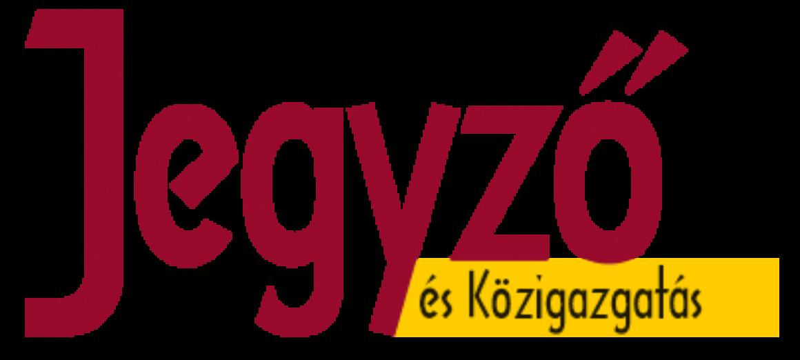 Jegyző és Közigazgatás Logo